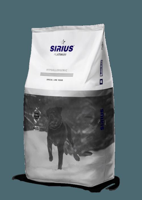 Сухой корм для собак SIRIUS®Platinum